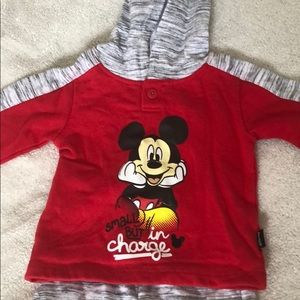 Disney Matching Sets - Disney Mickey Mouse outfit